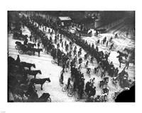 Tour de France 1906 Framed Print