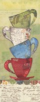 Come For Tea Framed Print