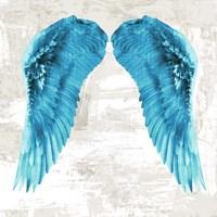 Angel Wings II Framed Print