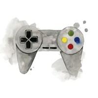 Gamer III Framed Print